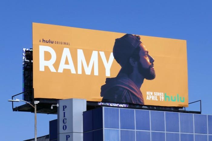 Ramy season 1 billboard