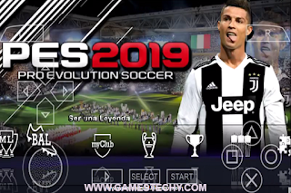 Download pes 2019 Iso