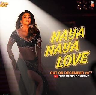 Naya Naya Love Lyrics -Priyaank Sharma ,Riva , Nitin Manmohon