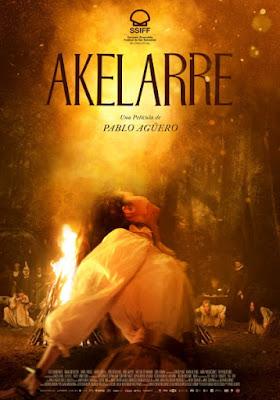 Akelarre - cartel
