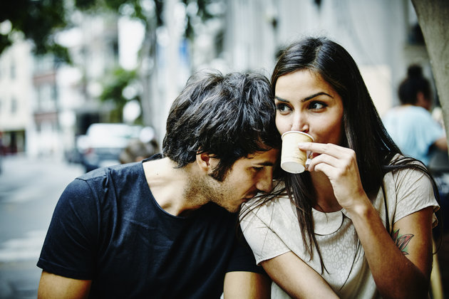 26 Ways Couples Say 'I Love You' Without Saying A Word