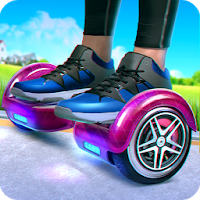 Hoverboard Rush Apk free Game for Android