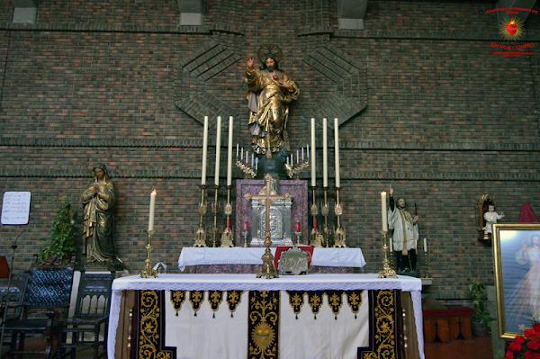 Suspended the processional exit of the Sacred Heart of Jesus de Jerez de la Frontera