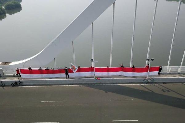 Heboh Bendera Indonesia Dilarang Dibentangkan di Kawasan PIK