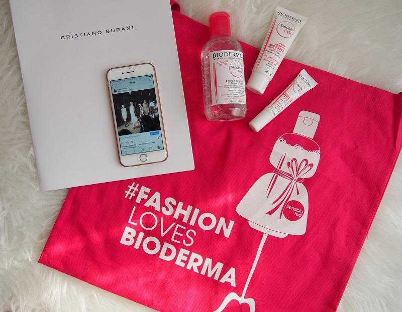 Milano Fashion Week: dietro le quinte con Bioderma