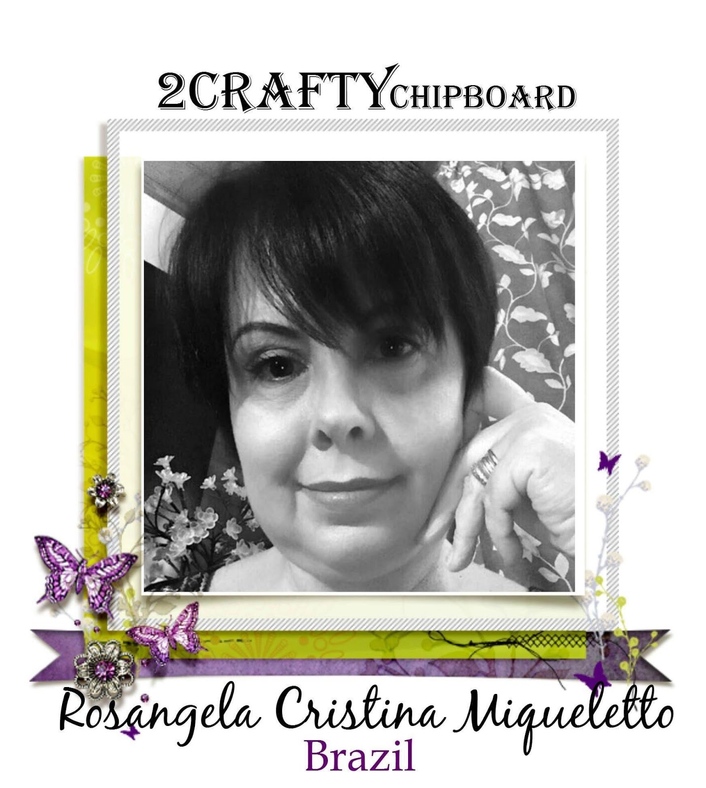 2Crafty Chipboard DT