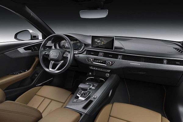 Audi A4 Mild-Hybrid 40 TFSI