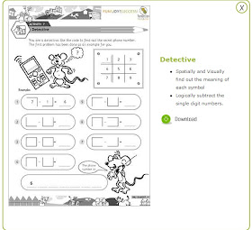 Free Maths Worksheets for Kindergarten to Grades 1, 2, 3 & 4