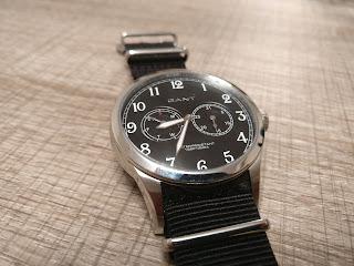Ganska nice grossisthandlare olika design Gant Watch Review
