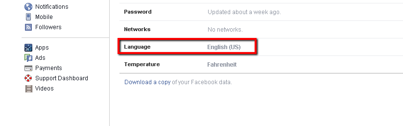 Audience insights not working in Facebook Ads Manager