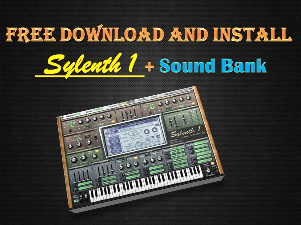 61 free lennardigital sylenth1 presets released by noisecrux.