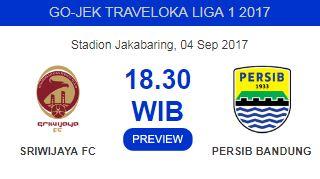 Persib Bandung Bidik Kemenangan di Kandang Sriwijaya FC #PersibDay