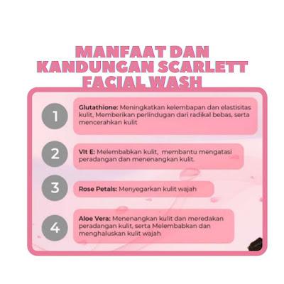 facial-wash-scarlett