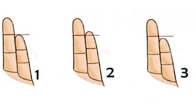 Τι δείχνει το μικρό σου δάχτυλο για τον χαρακτήρα σου