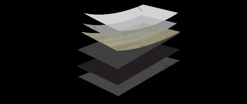 Lantai PVC Structure
