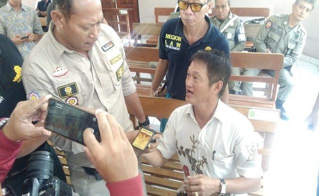 Jadi Guide Ilegal di Bali, WN Tiongkok Mengaku Anggota BIN