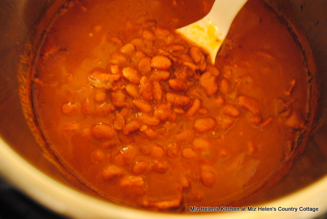 Instant Pot Pinto Bean Soup at Miz Helen's Country Cottage