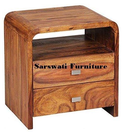 Sarswati Furniture Bedside Table