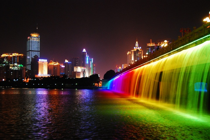 Nanhu Bridge, Jembatan Terindah di Cina
