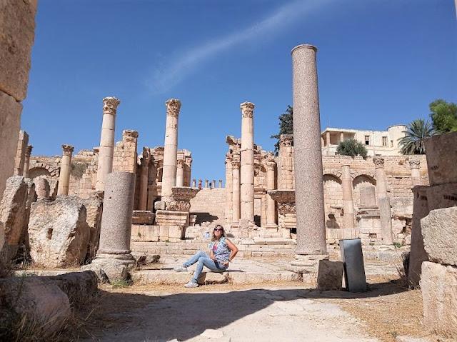 le colonne della cattedrale