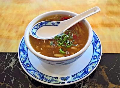 Sup Asam Pedas