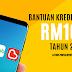 Bantuan Kredit e-Wallet Untuk Remaja Dan Pelajar RM100.
