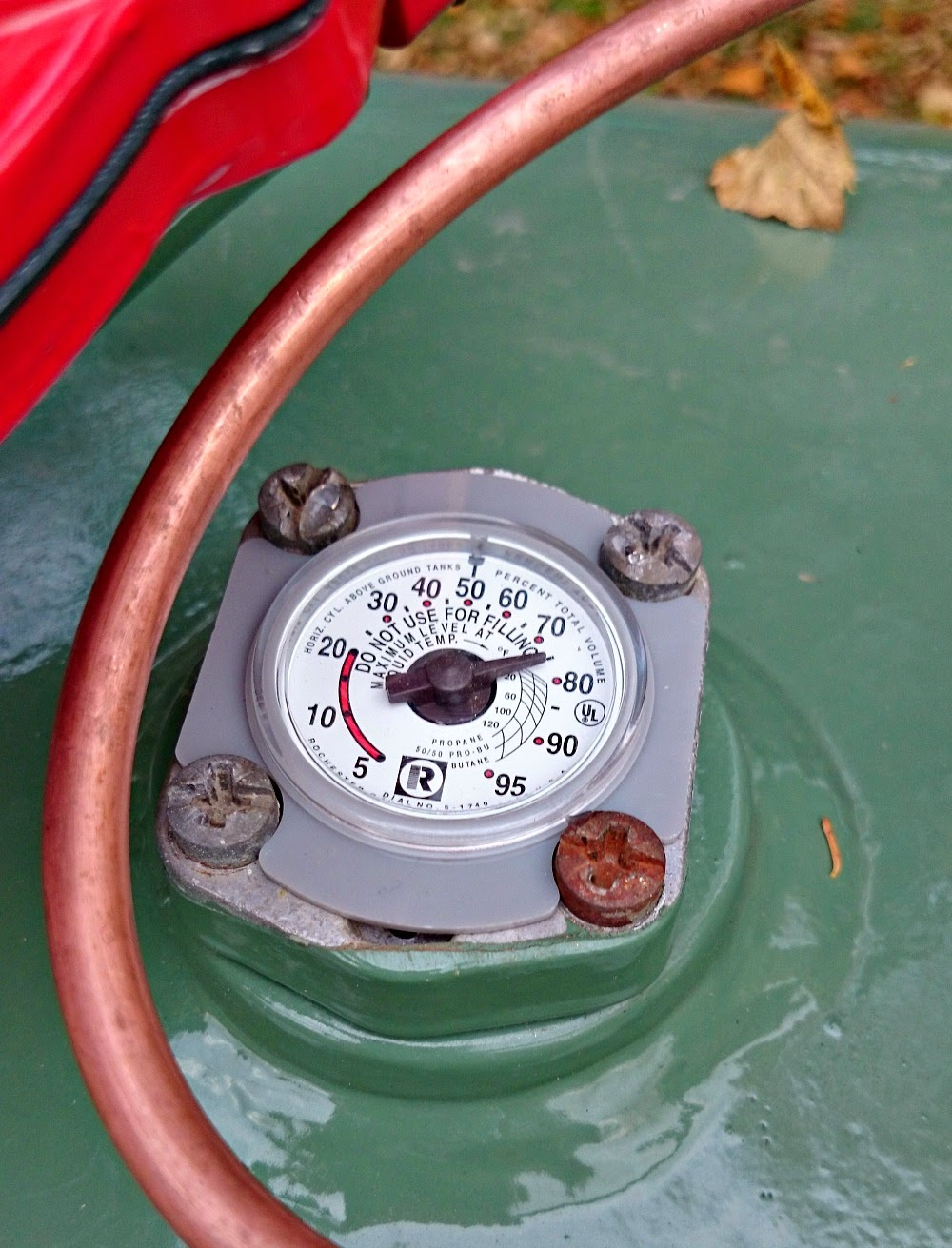 Converting from Electric Heat, Getting a New Propane Furnace - What to Expect