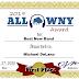 2019 ALL WNY AWARD: Best New Band: Michael DeLano