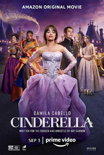 Cinderella (Web-DL 720p Dual Latino / Ingles) (2021)