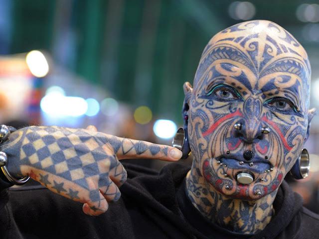 Estudios revelan que los tatuajes podrían causar cáncer