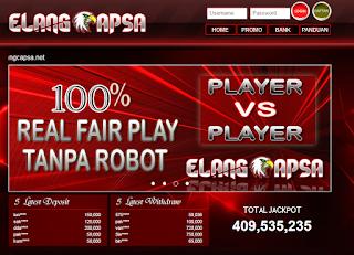 website elangcapsa