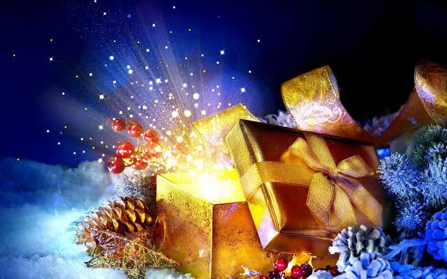 Новогодние желания исполняются