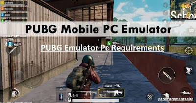 [Latest] PUBG Emulator Pc Requirements