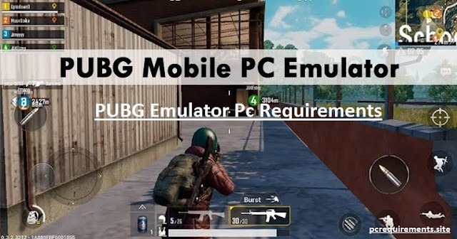 PUBG Emulator Pc Requirements [June 2020]