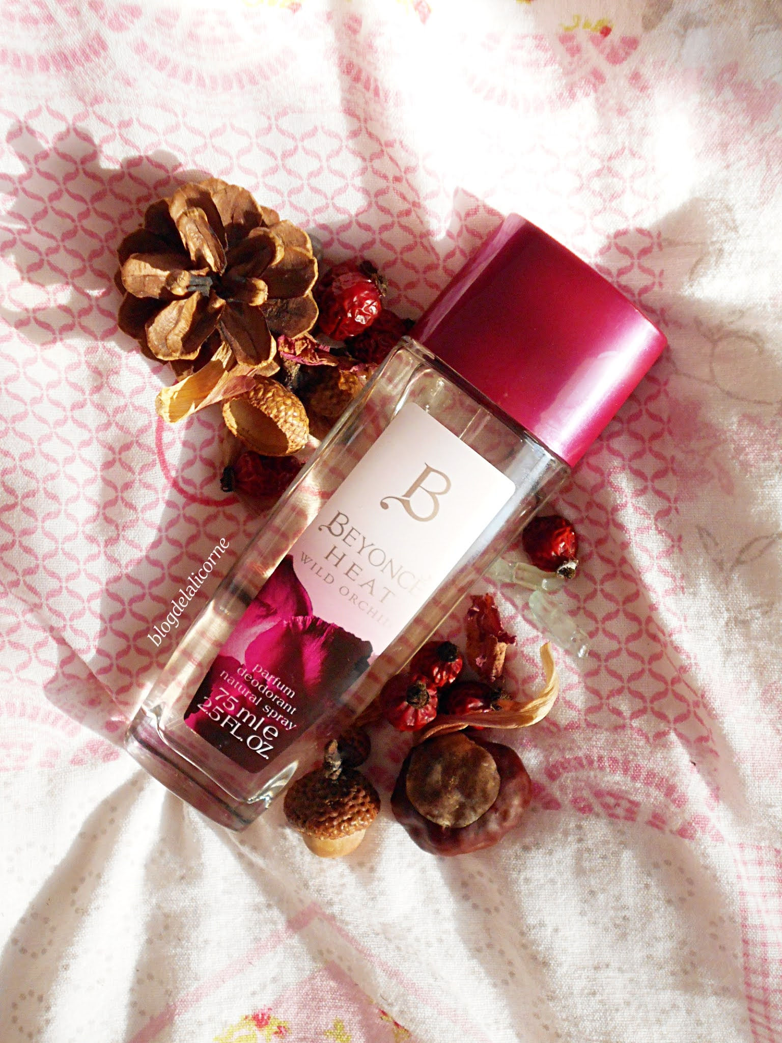 Beyonce Heat Wild Orchid dezodorant recenzia