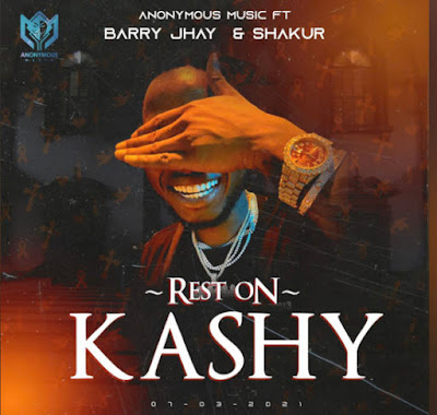[Music] Barry Jhay  – Rest On Kashy (Tribute To Kashy)