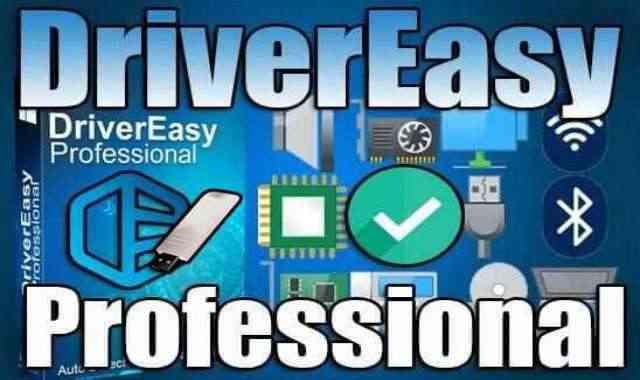 تحميل برنامج Driver Easy Pro 5.7.0.39448 Portable نسخة محمولة مفعلة اخر اصدار