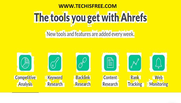 ضاعف ارباح مدونتك من خلال AHREFS