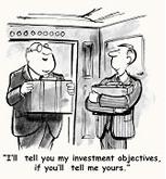 ما هي أهداف الاستثمار المختلفة