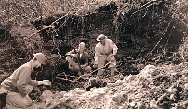 Second raid on Oahu, 4 March 1942, worldwartwo.filminspector.com