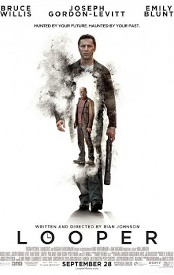 LOOPER 2012 MOVIE POSTER
