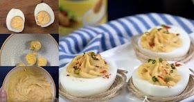 วิธีทำเดวิลเอ้กเมนูไข่น่าอร่อย ได้คุณค่าทางโภชนาการสูง