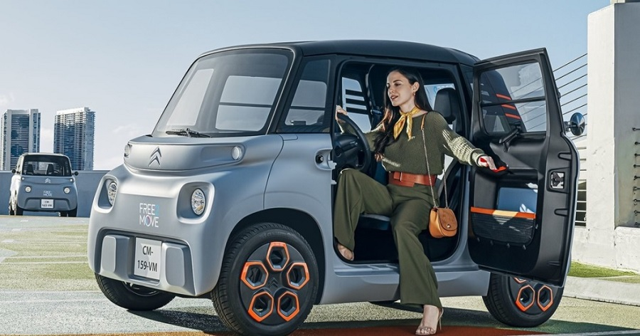 Citroën launches the first electric car in Morocco