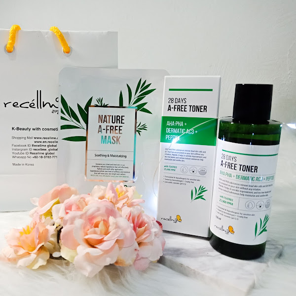 Recell Me A-Free Toner & Mask - Review