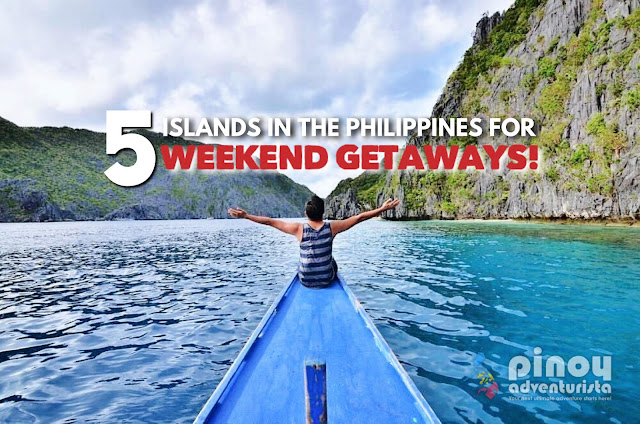 5 Islands in the Philippines for Weekend Getaways