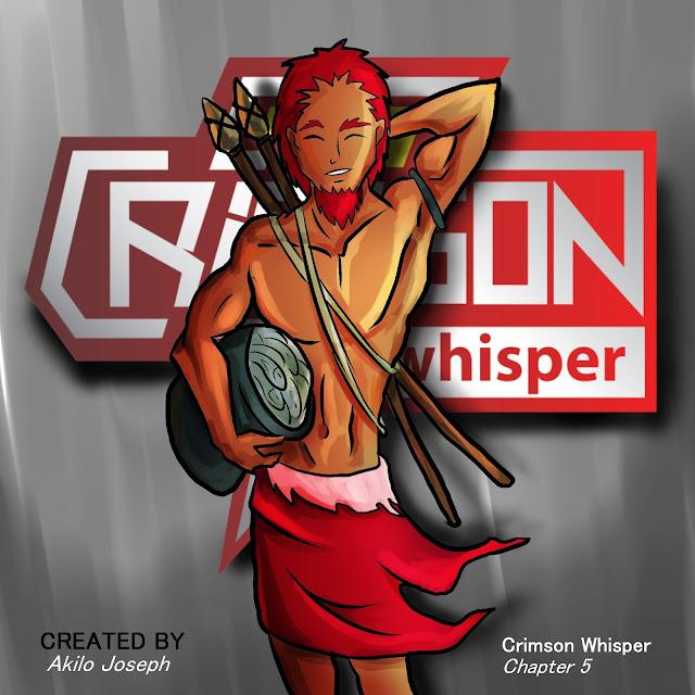 Crimson Whisper Chapter5: Uzi Crimson Pg1