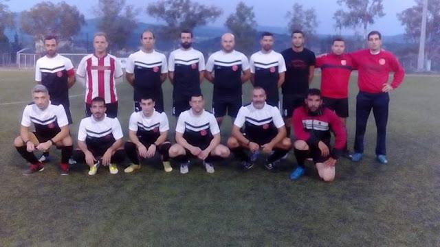 Κεραυνός Ιρίων - Πανιώνιοs Δαλαμανάραs 2-0