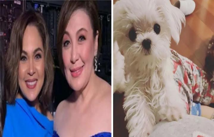 Sharon Cuneta thanks Judy Ann Santos for brand spanking new pet dog