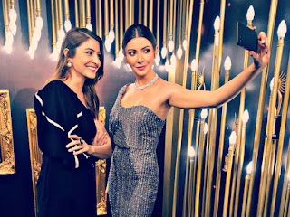 Photos: Anushka Sharma unveils the first ever Talking Wax statue at Madame Tussauds