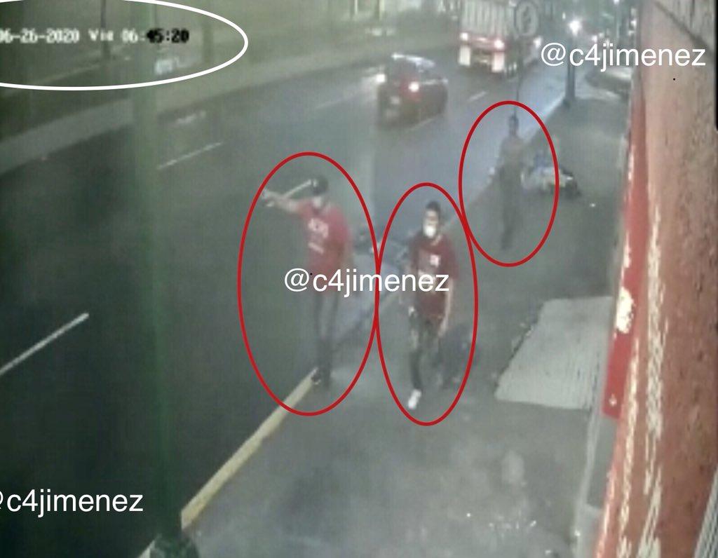 Sicarios del CJNG que atentaron contra Omar García Harfuch huyeron en combi tras abandonar camioneta con armamento y equipo